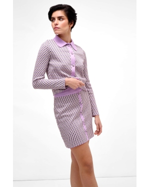 Tenisówki TOMS - Alpargata Boardwalk 10014436  White/Black