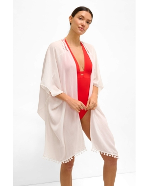 Tenisówki TOMS - Cordones Boardwalk 10014446  White/Black