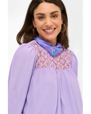 Klapki MEPHISTO - Harmony Diams H4538 Light Grey