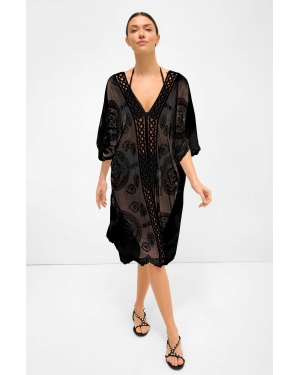 Sneakersy DC - Youth Pure High Top Wnt ADBS100245 Black/Olive