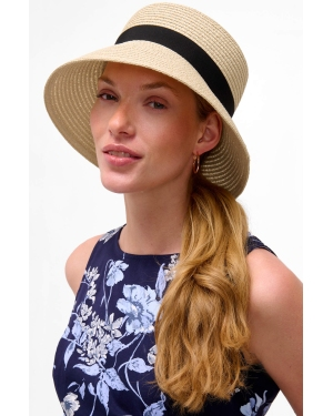 Klapki INUIKII - Women Knot Striped 70104-10 Red