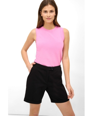 Klapki INUIKII - Grass Band 70104-51 Rose/Black