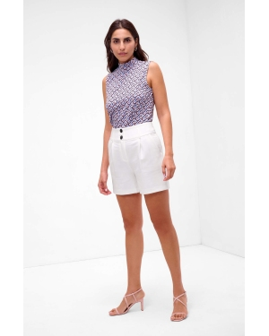 Klapki INUIKII - Grass Band 70104-51 Yellow/Beige