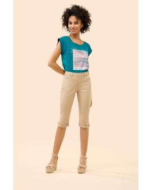 Neo Noir Bluzka 'Bisa Feather Blouse'  benzyna