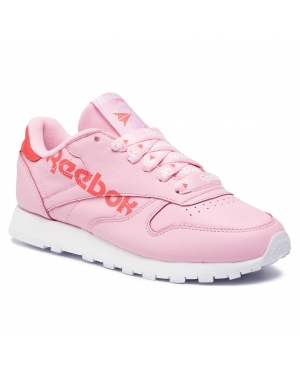 Buty Reebok - Cl Lthr DV3831 Charming Pink/Red/White