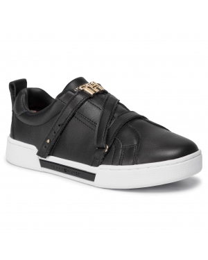 Sneakersy TOMMY HILFIGER - Branded Th Hardware Sneaker FW0FW04300 Black 990