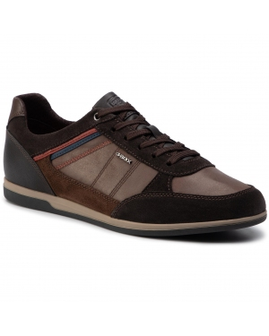 Sneakersy GEOX - U Renan B U824GB 0CL22 C0184 Coffee/Brown