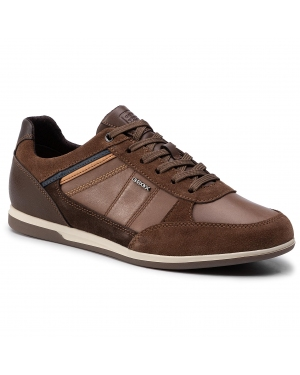 Sneakersy GEOX - U Renan B U824GB 0CL22 C0235 Browncotto/Brown
