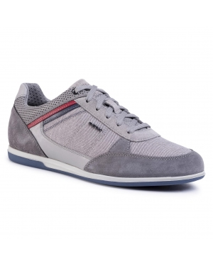 Sneakersy GEOX - U Renan B U824GB 02211 C1006 Grey