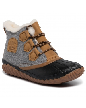 Botki SOREL - Out N About Plus NL3150 Quarry 052