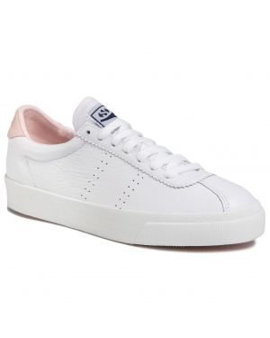 Sneakersy SUPERGA - 2843 Clubs Comfleau S00CKL0 White/Pink