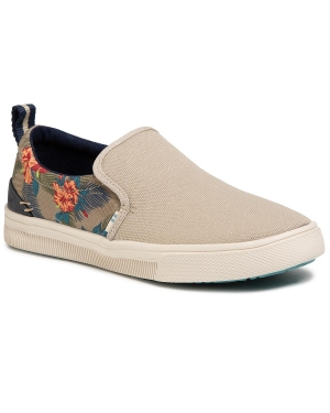 Tenisówki TOMS - Trvl Lite Slip-On 10015098 Oxford Tan Tropical