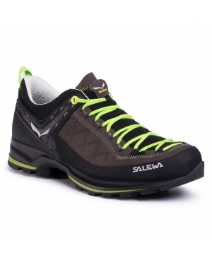 Trekkingi SALEWA - Ms Mtn Trainer 2 L 61357-0471 Smoked/Fluo Green