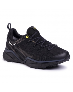 Trekkingi SALEWA - Ms Dropline Gtx GORE-TEX 61366-0978 Black Out/Fluo Yellow 0978