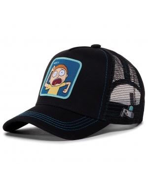 Czapka z daszkiem CAPSLAB - Rick And Morty CL/REM/1/MOR1 Black
