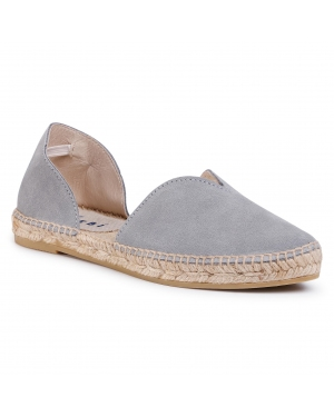 Espadryle MANEBI - Open Side Flats  A C.1 O0 Grey