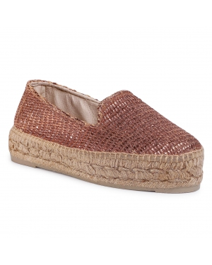 Espadryle MANEBI - Slippers D F 0.2 D0 Rose Gold