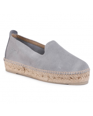 Espadryle MANEBI - Slippers W A C.1 N0 Grey