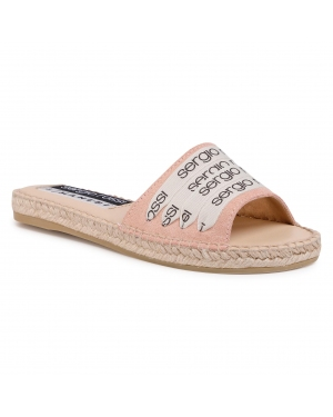 Espadryle MANEBI - A89180-MFN975-5903  Light Rose