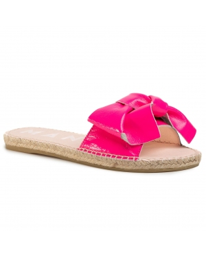 Espadryle MANEBI - Sandals With Bow F 9.1 J0 Pink Fluo