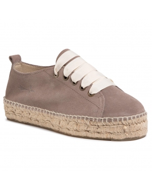Espadryle MANEBI - Sneakers D K 1.9 E0 Coco Brown