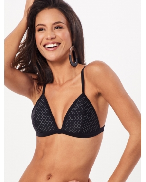 PROTEST Góra bikini 'MM FRANKLIN triangle bikini top'  czarny