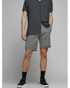 JACK & JONES Chinosy 'Kenso'  szary