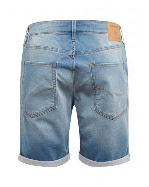 JACK & JONES Jeansy 'JJIRICK'  niebieski denim