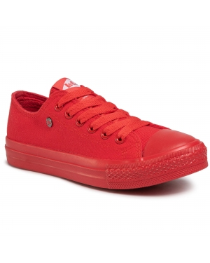Trampki LEE COOPER - LCWL-20-31-046 Red