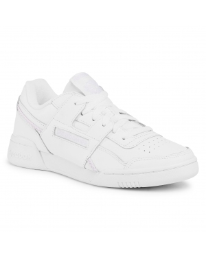 Buty Reebok - Workout Lo Plus EH0232  White/White/Lilfro