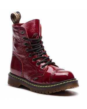 Glany STEEL - 113/AL/D-63 Bordo