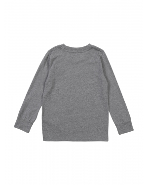 Abercrombie & Fitch Sweter '(B-E) BTS18-DTC LS BASIC CREW 10CC'  szary