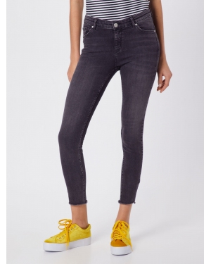 Review Jeansy 'SK AUTHGREY SLIT D-JEANS'  szary