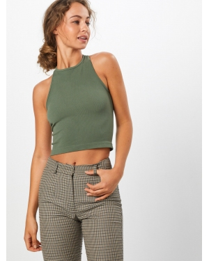 Free People Top 'Hayley Racerback Brami'  zielony
