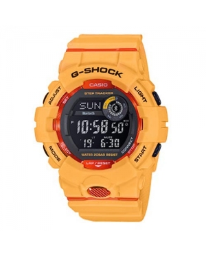 Zegarek G-SHOCK - GBD-800-4ER Orange/Orange