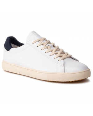 Sneakersy CLAE - Bradley CLA01297  White Leather