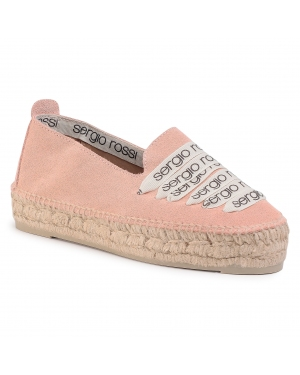 Espadryle MANEBI - A84590-MFN975-5903  Light Rose
