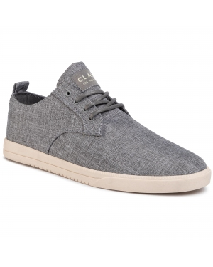 Tenisówki CLAE - Ellington Textile CL20AET05 Pavement Recycled Chambray