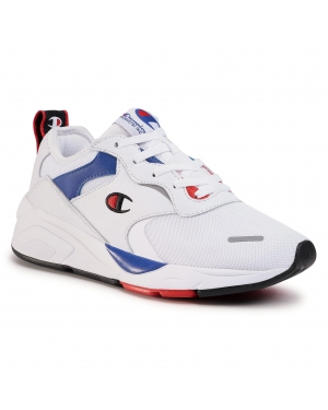 Sneakersy CHAMPION - Lexington 210 S21405-S20-WW006 Wht/Rbl/Red