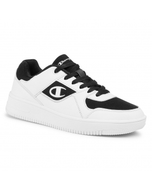 Sneakersy CHAMPION - Rebound Low Canvas S21430-S20-WW001 Wht/Nbk