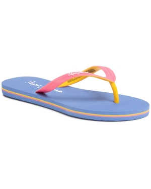 Japonki PEPE JEANS - Beach Basic Girl PGS70032 Bright Pink 338