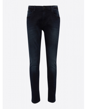 BLEND Jeansy 'Jet Slim Taperd'  niebieski denim