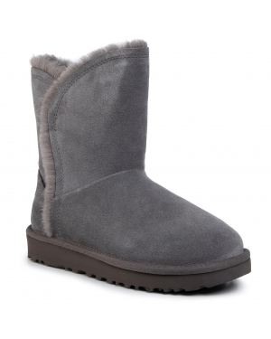 Buty UGG - W Classic Short Fluff High-Low 1103746  Chrc