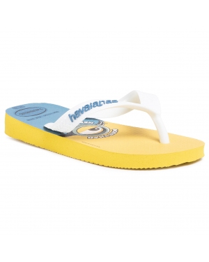 Japonki HAVAIANAS - Minions Fc 41331673455 Yellow Citric/Whi
