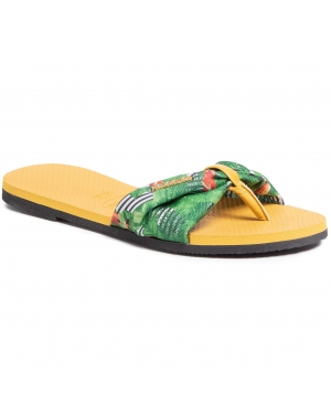 Japonki HAVAIANAS - You St Tpz Fc 41407147609 Burned Yellow