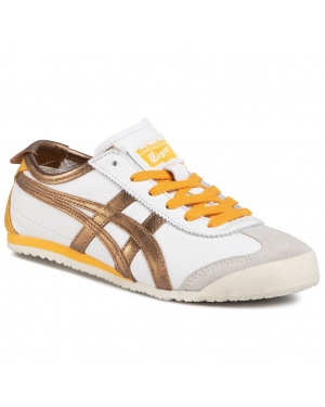 Sneakersy ONITSUKA TIGER - Mexico 66 1183A788 White/Pure Bronze 100