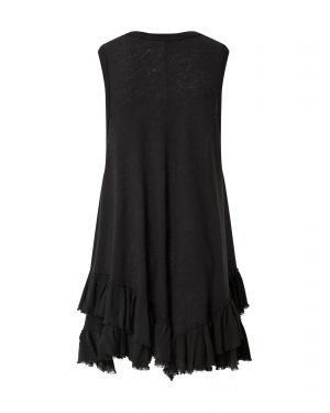Free People Top 'SHIMMY SASHA'  czarny