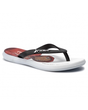 Japonki RIDER - Universal Kids 82670 White/Black/Red 21029