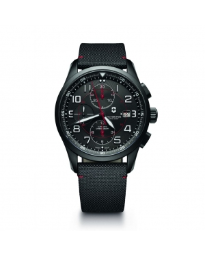 ZEGAREK VICTORINOX SWISS ARMY AirBoss Mechanical Chronograph