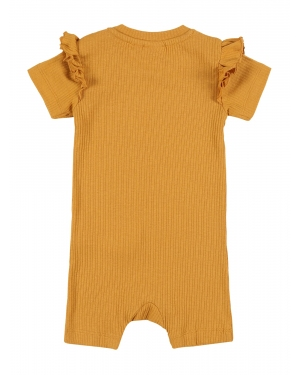 NAME IT Śpiochy/body 'NBFHORINA SUNSUIT'  ochra
